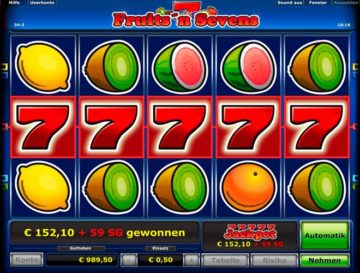 Игровые автоматы бесплатно 77777 кутузов холл дело о казино