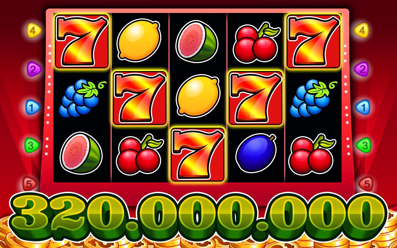 Free casino 7 slot games